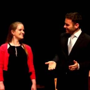 "Recital at the Society ""Vrienden van de zangkunst"""