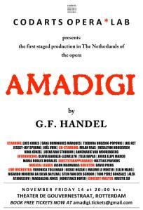 Amadigi Poster